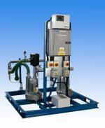 VZ04.5E Medical Vacuum Gas System