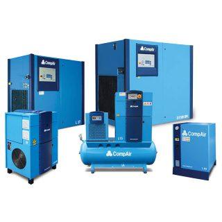 CompAir L Series Compressors