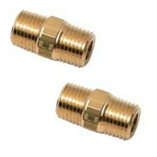 Brass Adaptors Threaded Accessories