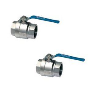Industrial Brass Ball Valves
