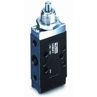 Parker Mechanically Operated Valves