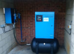 Hydrovane HR07 Air Compressor