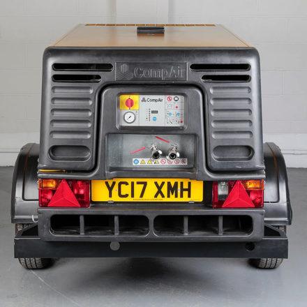 Compair C42 Portable Air Compressor