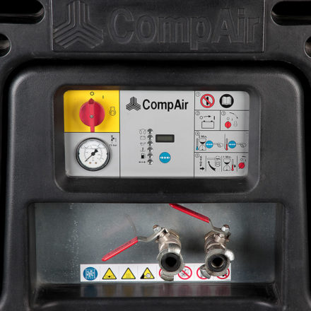 Compair C42 Portable Air Compressor White