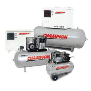 Champion Piston Air Compressors