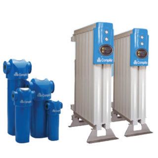 CompAir Modular A Series Adsorption Dryers