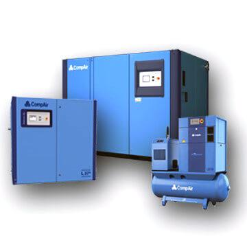 CompAir Industrial Air Compressors