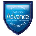 Hydrovane Advance Warranty