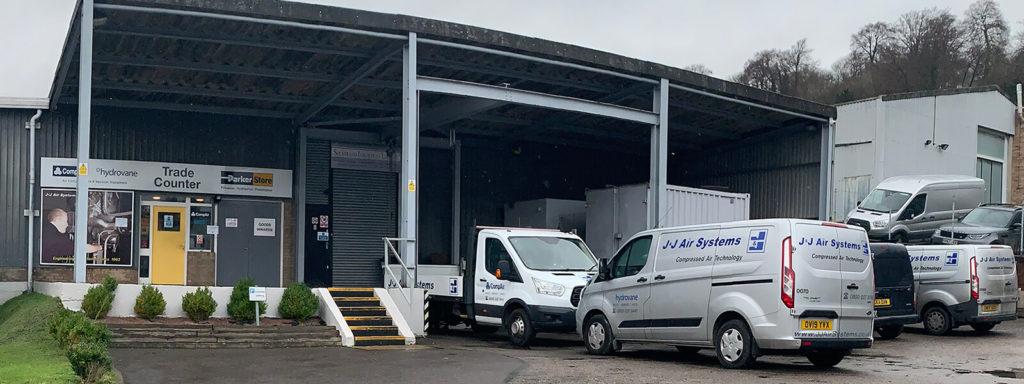 J&J Trade Counter and Vans