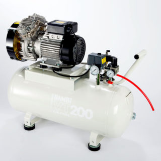 Bambi VTH Oil Free Air Compressors