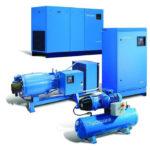 Hydrovane Industrial Compressors